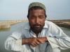 A man in Konduz, Afghanistan