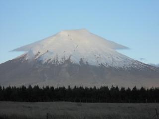 Cotopaxi Volcano