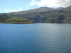 highlands volcanic crater lake